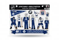Toronto Maple Leafs Family Decal Set