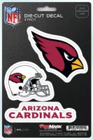 Arizona Cardinals Team Decal Set