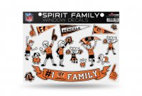 Cincinnati Bengals Family Decal Set