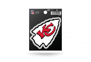 Kansas City Chiefs Short Sport Decal
