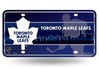 Toronto Maple Leafs #1 Fan License Plate