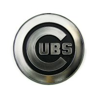 Chicago Cubs Auto Emblem