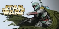 BOBA FETT Photo License Plate