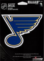 St. Louis Blues Die Cut Vinyl Decal