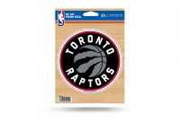 Toronto Raptors Die Cut Vinyl Decal