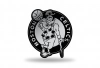 Boston Celtics NBA Plastic Auto Emblem