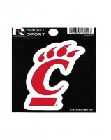 Cincinnati Bearcats Short Sport Decal