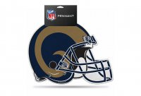 Los Angeles Rams Die Cut Pennant