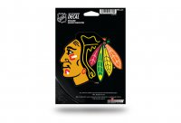 Chicago Blackhawks Die Cut Vinyl Decal