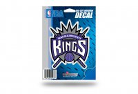 Sacramento Kings Die Cut Vinyl Decal