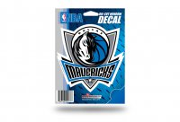 Dallas Mavericks Die Cut Vinyl Decal