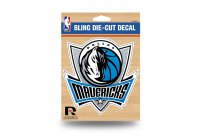 Dallas Mavericks Glitter Die Cut Vinyl Decal