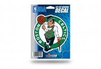 Boston Celtics Die Cut Vinyl Decal