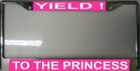 Yield to the Princess-Pink