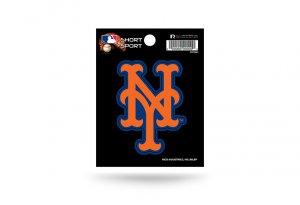 NEW York Mets Short Sport Decal