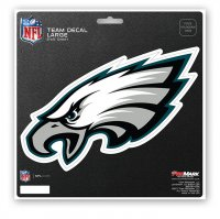 Philadelphia Eagles 8X8 Die Cut Team Decal