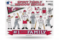 Anaheim Angels Family Decal Set