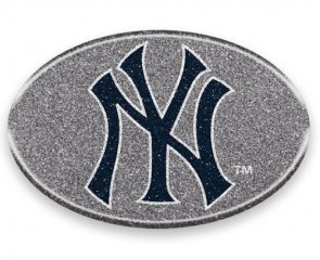 New York Yankees Color Bling Emblem