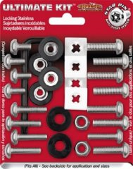 Cruiser Accessories Ultimate Fastener Stainless Steel Kit