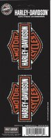 Harley-Davidson Holographix Bar and Shield Decals