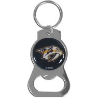 Nashville Predators Key Chain And Bottle Opener
