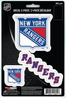New York Rangers Team Decal Set