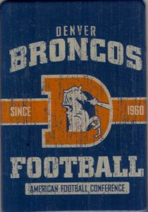 Denver Broncos Fridge MAGNET