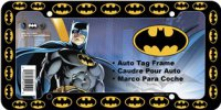 Batman Plastic License Plate Frame