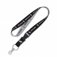 Chicago White Sox Lanyard With Detachable Buckle