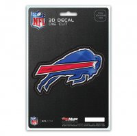 Buffalo Bills Die Cut 3D Decal