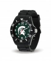 Michigan State Spartans Sparo Spirit Watch