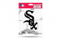 Chicago White Sox Die Cut Vinyl Decal