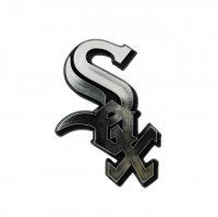 Chicago White Sox MLB Chrome Auto Emblem