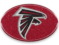 Atlanta Falcons Color Bling Emblem
