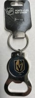 Las Vegas Knights Key Chain And Bottle Opener