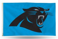 Carolina Panthers Banner Flag