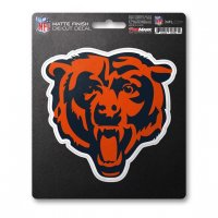 Chicago Bears Matte Finish Decal