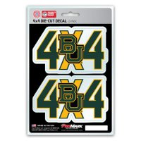 Baylor Bears 4x4 Decal Pack