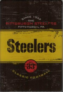 Pittsburgh Steelers Fridge Magnet