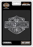 Harley-Davidson Bar And Shield Auto Emblem