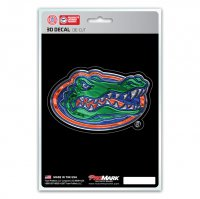 Florida Gators Die Cut 3D Decal