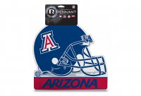 Arizona Wildcats Die Cut Pennant