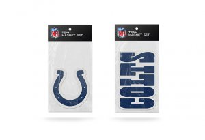 Indianapolis Colts Team Magnet Set