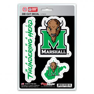 Marshall Thundering Herd Team Decal Set