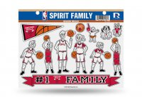Chicago Bulls Family Decal Set