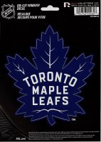 Toronto Maple Leafs Die Cut Vinyl Decal