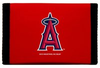 Los Angeles Angels Nylon Trifold Wallet