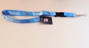 Tennessee Titans Lanyard With Safety Fastener