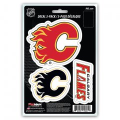 Calgary Flames Team Decal Set [DST3NH04]