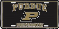Purdue University Boilermakers License Plate